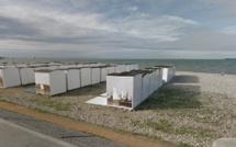 L'homme se masturbait sur la plage près de deux jeunes filles en train de bronzer - Illustration © Google Maps