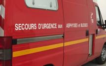 Une voiture dans le fossé à Sandouville : la conductrice désincarcérée par les pompiers
