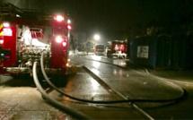 Une fuite de gaz provoque un incendie dans une école à Oissel : deux blessés légers