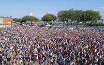 En Seine-Maritime, près de 40 000 supporters ont accompagné les Bleus sur le toit du monde !