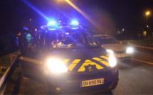 Pont-de-l'Arche : le conducteur en état d'ivresse tente d'échapper à un contrôle des gendarmes