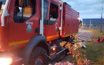 Eure : incendie dans le sous-sol d'une maison à La Croisille, pas de blessé