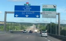 Samedi «rouge» sur les routes : le pic de bouchons atteint à midi avec 479 km