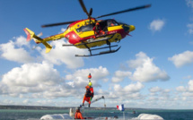 Calvados : un baigneur est décédé, treize autres secourus sur la plage de Merville-Franceville