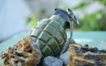 Des grenades découvertes par un baigneur dans la rivière l'Eure à Acquigny
