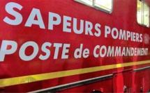 Incendie rue Coulon à Rouen : un mort et quinze blessés, dont cinq sapeurs-pompiers