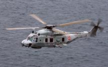 Accident de plongée au nord de Cherbourg, un sexagénaire héliporté à l'hôpital de Brest