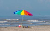Eau de mer colorée sur des plages du Calvados : aucun danger pour la baignade