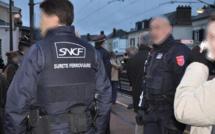 Yvelines : deux agents de la police ferroviaire menacés de mort par un voyageur sans billet