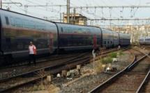 Un TGV Paris - Marseille déraille : aucun blessé mais de grosses perturbations attendues