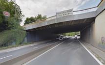 Rouen : en état d'ivresse, la conductrice circulait à contresens dans la trémie et provoque un accident