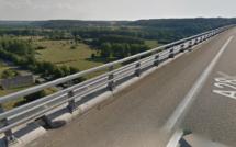 Eure : les gendarmes sauvent une désespérée sur un viaduc de l'autoroute A28