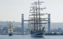 Le MIR présent pour la quatrième fois à l'Armada de Rouen, en 2019