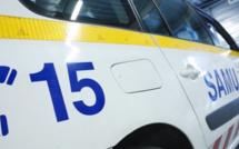Yvelines : le pilote d'une moto grièvement blessé dans un accident de la route à Montesson