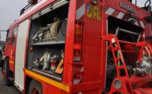 Seine-Maritime : feu de garage au Havre, un homme brûlé au premier degré