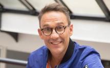Julien Courbet en one-man-show sur les planches du théâtre du Casino de Deauville