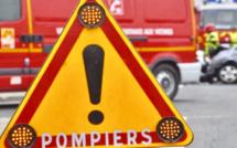 Seine-Maritime : un mort et quatre blessés, dont un grave, dans un accident de la route à Pavilly