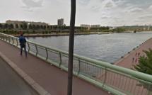 Rouen : un homme tombé en Seine récupéré en état d'hypothermie et conduit au CHU