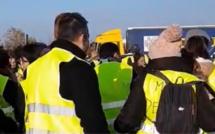 Gilets jaunes : leur objectif aujourd'hui est de bloquer les centres commerciaux en Seine-Maritime