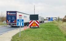 700 poids-lourds transitent par la RD 438 : le département de l'Eure veut y mettre un frein