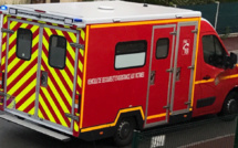 Deux blessés dans un accident de la route entre Rouen et Dieppe en Seine-Maritime