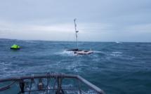 Leur voilier coule au large de Dieppe : trois plaisanciers britanniques sauvés ce matin