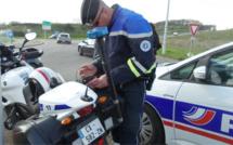 Evreux : il conduisait avec un permis suspendu et était positif aux stupéfiants