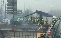 Journée d'action de la CGT et des «gilets jaunes» : manifestations et blocages de ronds-points