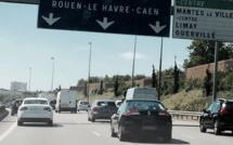 A13 : un habitant de Vernon (Eure) fauché mortellement par un automobiliste qui s'enfuit à pied