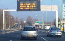 Nouvelle alerte à la pollution en Seine-Maritime pour ce mercredi : la vitesse abaissée de 20 km/h