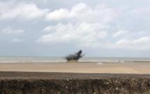Déminage : près de 450 engins explosifs retirés d'une plage du Pas-de-Calais