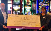 Seine-Maritime : deux jackpots au casino d'Étretat, plus de 21 500€ gagnés la même semaine