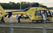 Face-à-face meurtrier sur une route de l'Eure : un mort et cinq blessés, dont deux dans un état critique