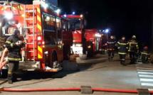 Montivilliers : les pompiers interviennent pour un incendie et découvrent un homme pendu