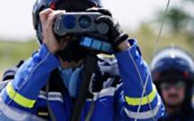 Deux voitures contrôlées à plus de 160 km/h : les gendarmes sifflent la fin de la course entre Rouen et Dieppe