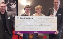 Deux jackpots décrochés au casino du Tréport en Seine-Maritime : 32 000€ de gains