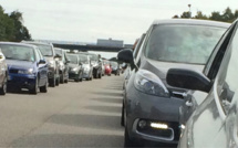 Circulation difficile sur l'autoroute A13 ce matin en direction de la Normandie