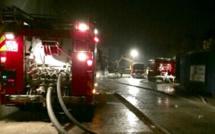 Eure : maison en feu à Beuzeville, quatre personnes relogées