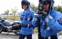 Un automobiliste contrôlé à près de 210 km/h et positif au cannabis sur une route de l'Orne