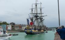 Ils arrivent !  Les plus beaux voiliers du monde rassemblés pour l'Armada de Rouen