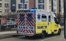 Yvelines : une sexagénaire écrasée sur le trottoir par une voiture a Mantes-la-Ville