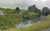 Dieppe : les plongeurs la recherchent dans la rivière après avoir provoqué un accident