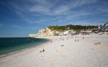 Quatre plages, dont celle d'Etretat, interdites à la baignade après un incendie à la station d'épuration