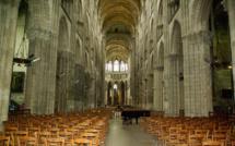 Rouen : tout nu dans la cathédrale, il est interpellé et conduit à l'hôpital psychiatrique