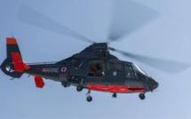 Un marin pêcheur blessé gravement au large de Dieppe est héliporté au CHU de Rouen