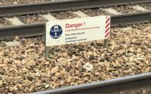 Yvelines : le voyageur s'en prend à un conducteur de train à Achères et s'enfuit sur les rails