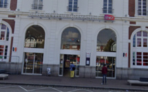 Gare d'Évreux : le voyageur alcoolisé agresse le contrôleur du train et s'en prend aux policiers