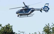 Eure : pompiers, gendarmes et hélicoptère lancés, en pleine nuit, à la recherche d'un homme...tombé dans un roncier