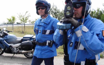 Contrôles de vitesse dans l'Eure : en excès de grande vitesse, deux conducteurs verbalisés