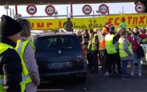 Yvelines : la cabane des Gilets jaunes, à Buchelay, est partie en fumée hier soir